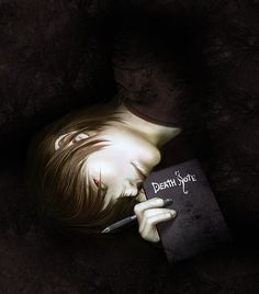 Yagami Light by nell-fallcard.deviantart.com on @deviantART