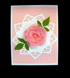Ann Greenspan's Crafts: Punch around the Circle cards