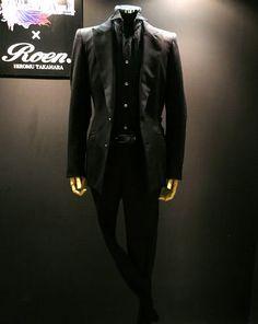 「Roen FINAL FANTASY VERSUS XIII 衣装展示」の画像検索結果