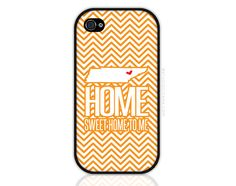 CREATE YOUR OWN Unique iPhone Case - Orange and White Home Sweet Home State Love iPhone 6 o 6Plus, iPhone 5/5s Case, Samsung Galaxy (0499) by StudioCicada on Etsy https://www.etsy.com/listing/175309326/create-your-own-unique-iphone-case