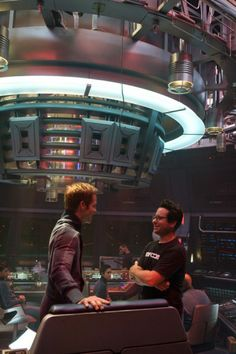 Star Trek - Chris Pine & J.J. Abrams
