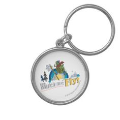 The Wonderpets - Watch Me Fly! Key Chain