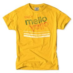 Mello Yello T-Shirt University Of Michigan Apparel ff15db398
