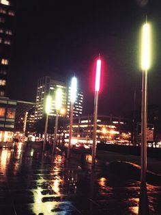 #Londres  Por aquí, cualquier noche, podría caminar Lucas o Alejandra