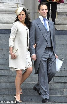 dailymail:  Lord and Lady Frederick Windsor have named their new daughter Maud Elizabeth Daphne Marina.  Baby Maud was born Thursday, August 15, 20013, at Ronald Reagan UCLA Medical Centre in Los Angeles, weighing 7 pounds.