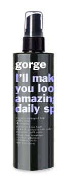 I'll make you look amazing daily spray 4oz – gorgehair