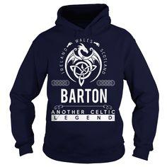 Barton Celtic T-Shirt