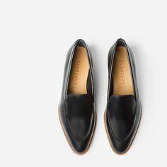The Modern Loafer - Black – Everlane
