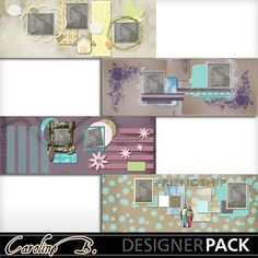 Digital Scrapbooking Kits | Friendship Facebook Covers-(carolnb) | Boys, Everyday, Family, Friends, Girls, Kid Fun | MyMemories