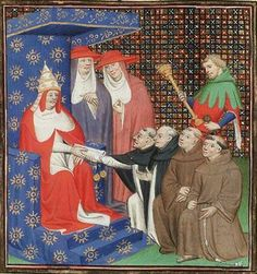 Pope Innocent IV sends Dominicans and Franciscans out to the Tartars.