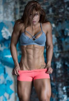 This site is a community effort to recognize the hard work of female athletes, fitness models, and bodybuilders. Musa Fitness, Body Fitness, Gym Fitness, Fitness Apparel, Fitness Friday, Fitness Women, Female Fitness, Health Fitness, Fitness Workouts