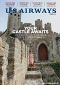 US Airways Magazine - April 2012 - Obidos, Portugal    To fully experience Portugal's charms, we've booked a week's worth of stays at #pousadas, lodging options unique to the Iberian Peninsula.