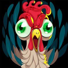 Fire Rooster Agario custom skin name O Kraken, Skins Fire, Orc Warrior, Dark Wings, Bird Masks, Troll Face, Agar, New Skin, Vector Art