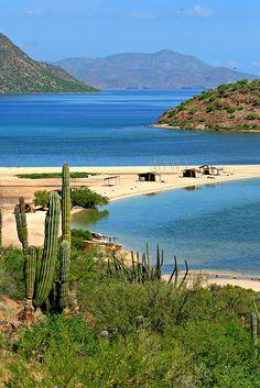 Bahia Concepcion, Mexico...