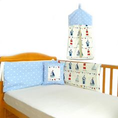 Items similar to Seaside baby bedding nautical baby bedding beach hut bumper nautical bumper set on Etsy Nautical Baby Bedding, Baby Nursery Bedding, Babies Nursery, Toddler Themes, Cot Bumper, Beds For Sale, Decorative Cushions, Bedroom Themes, Seaside