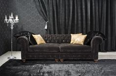 Grey, black, velvet, elegance. This would be an amazing photo backdrop.