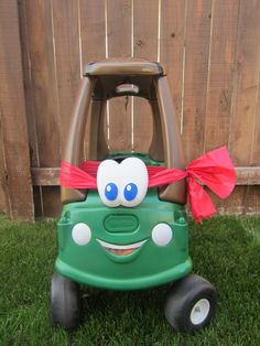 Hey, I found this really awesome Etsy listing at https://www.etsy.com/listing/182457121/teenage-mutant-ninja-turtle-cozy-coupe