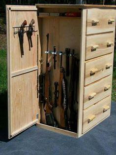 26 best gun storage images hidden gun storage furniture hiding spots rh pinterest com
