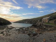Port Quin. Cornwall. #sunrise #cornwall #england #southwest #southwestpeninsula #uk #photography #seaside #beach #surf#love #getoutdoors #visitcornwall #outdoors #explore #sea #rest #peace #recuperation #mindfulness #portquin #nature #canon #canon7d #nationaltrust #landscapephotography #pebblebeach #montereylocals #pebblebeachlocals - posted by Team H Wales https://www.instagram.com/team_h_wales. See more of Pebble Beach at http://pebblebeachlocals.com/