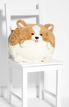 'Corgi' Stuffed Animal  http://rstyle.me/n/dpkispdpe