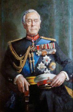 The Earl Mountbatten of Burma (1900–1979), KG, DSO, Life Colonel Commandant Royal Marines (1965–1979)