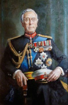 The Earl Mountbatten of Burma (1900–1979), KG, DSO, Life Colonel Commandant Royal Marines (1965–1979)