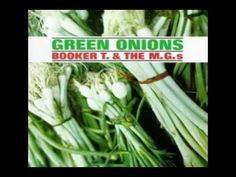 """""""Green Onions"""" by Booker T. & The M.s Stax Records 1962 The first hit from he Memphis Sound of Booker T. Jones, Steve Cropper, Al Jackson, Jr and Donald """"Duck"""" Dun… Music Albums, Music Songs, Music Videos, Pop Albums, Music Stuff, Lps, Lp Vinyl, Vinyl Records, Vinyl Art"""