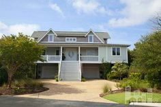 Emily Thorne's real life beach house NC Revenge 4, front, exterior