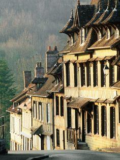 Lyons-La-Foret, Normandy, France
