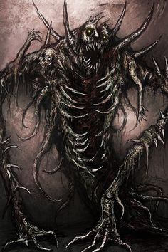 Mutant Beast by Eemeling