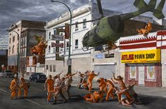 Kent Monkman's Massive Renaissance-Style Paintings Upend Colonial Narratives Museum Of Fine Arts, Art Museum, Cast The First Stone, Vancouver Art Gallery, Montreal Museums, Fourth World, Renaissance Paintings, University Of Toronto, Painting Gallery