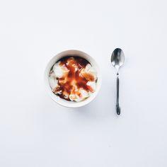 Breakfast for minimalists.