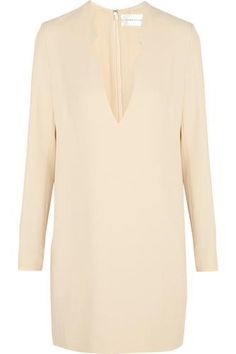 Crepe shift dress #dress #workday #women #covetme #victoria,victoriabeckham