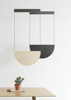 Johan van Hengel created not only a lamp, but also the mood and soul to it. One has to be light to live in that type of lightness. Kitchen Ceiling Lights, Bathroom Ceiling Light, Interior Lighting, Lighting Design, Lamp Design, Design Room, Pendant Lamp, Pendant Lighting, Chandelier