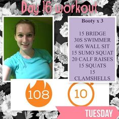 Keep up the great work @k8__fitgirl. #sworkitapp #sworkit #success #fitness #healthy