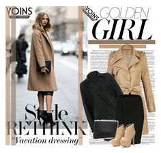 """Yoins I/4."" by belma-cibric ❤ liked on Polyvore featuring Murphy, yoins and yoinscollection"
