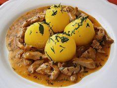 No Salt Recipes, Chicken Recipes, Food And Drink, Eggs, Treats, Breakfast, Foods, Per Diem, Food And Drinks
