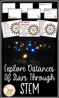 Are you exploring stars in your third grade, fourth grade, fifth grade, or sixth grade classroom? This STEM does exactly that! Students create models of Stars in this astronomy based lesson plan! The activities are fun for students but meets the NGSS Third Grade Science, Elementary Science, Elementary Schools, Upper Elementary, Science Lessons, Teaching Science, Teaching Ideas, Science Education, Space Activities