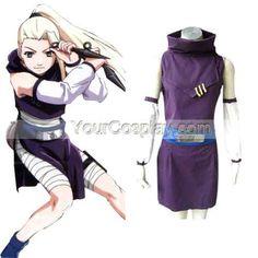 Naruto Ino Yamanaka Women's Cosplay Costume, Naruto Cosplay Costumes, Cosplay Costumes