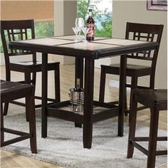 Idea for kitchen table