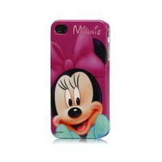 Coque Minnie pour iPhone 4/4S - Coques-iPhone.com