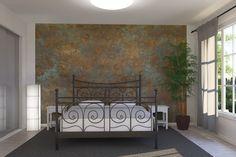 Vintage Bronze Background - Wall Mural & Photo Wallpaper - Photowall