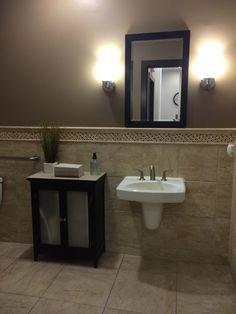 Restroom Spa Interior, Nail Spa, Envy, Mirror, Bathroom, Furniture, Home Decor, Washroom, Decoration Home