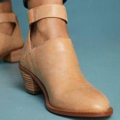 3a2d79f2385 Women Plus Size Chunky Heel Booties Daily Zipper Boots – judedress