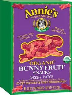 10 GMO-Free Sweet Treats