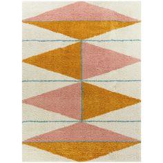 Pink Beige, Orange Pink, Beige Area Rugs, Yellow Rug, Pink Rug, Anthropologie Rug, Mustard Rug, Modern Decorative Pillows