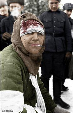 Russian soldier taken prisoner by Finnish army | Flickr - Photo Sharing!