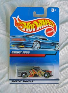 Vintage Mattel Hot Wheels Chevy 1500:  New by OrchardHouseStudio