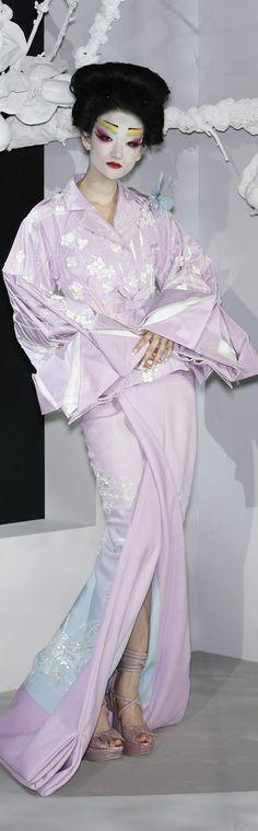 Christian Dior Spring 2007 HC