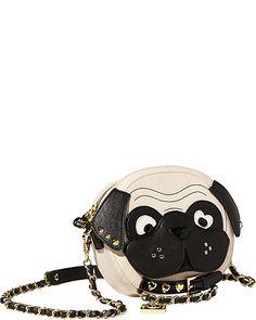 KITCHI PUPPY CROSSBODY CREAM accessories handbags non leather no sub class